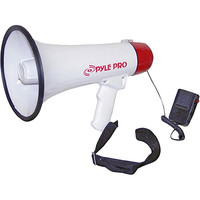 Walmart: Pyle PMP40 Professional Megaphone/Bullhorn with Siren and Handheld Microphone