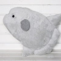 Mola Mola Ocean Sunfish - Fish stuffed toy - plush toy fish  - pillow toy