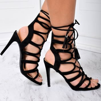 Devotion Heels Black