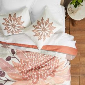 Waratah Duvet by Nancybird Multi