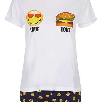True Love Pyjama Set
