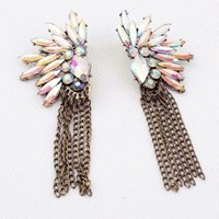 Native American Headdress Fashion Earrings | LilyFair Jewelry