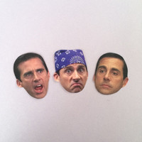 Michael Scott Sticker Set