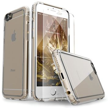 Saharacase Clear Protective Kit For Iphone 6 Plus And 6s Plus
