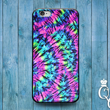 iPhone 4 4s 5 5s 5c 6 6s plus iPod Touch 4th 5th 6th Generation Cool Tye Dye Tie Dying Cute Phone Case Girly Pink Purple Green Unique Cover