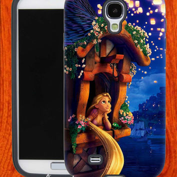 Disney Tangled night Lantern,Accessories,Case,Cell Phone,iPhone 4/4S,iPhone 5/5S/5C,Samsung Galaxy S3,Samsung Galaxy S4,Rubber,27-11-11-Hk