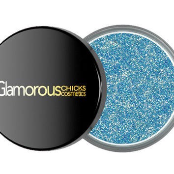 Diamond Glitter Blue Sky