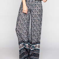Raviya Womens Beach Pants Black  In Sizes