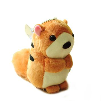 1Pcs 10cm Child Kids Stuff Toy Cute Animal Otter Stuffed Animal Toy High Quality Soft Doll Baby Toy Best Christmas Gift