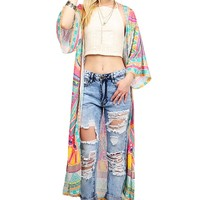 Trippy Hippie Cardigan