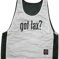 Got Lax? Lacrosse Pinnie