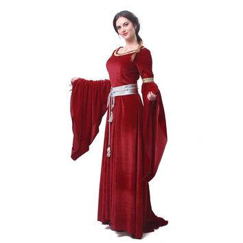 Women's Medieval/Celtic Renaissance Dress - Performance & Stage Wear