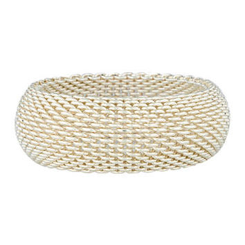 Tiffany & Co. Somerset Wide Bangle