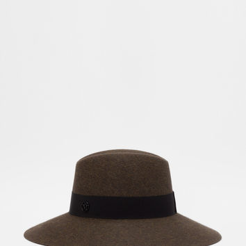 Maison Michel - Military Green Hat