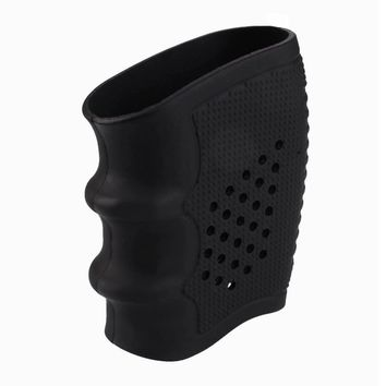 Tactical Pistol Stretch Rubber Grip Glove Cover Sleeve Anti Slip Compatible Most of Glock Handguns Hunting Accessory 37-0029