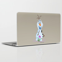 Out for a Walk Laptop & iPad Skin by Jaclyn Celeste