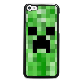 CREEPER MINECRAFT 2 iPhone 5C Case Cover