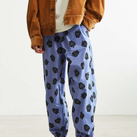 UO Xander Patterned Pant | Urban Outfitters