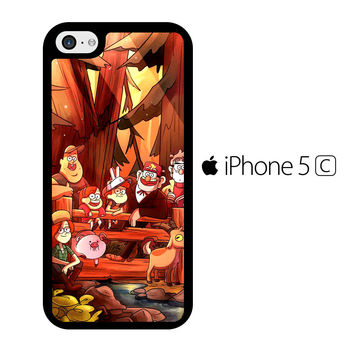 Tv Show Gravity Falls 3 iPhone 5C Case
