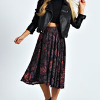 Skirts   Women's Skater Skirts and Going Out Skirts   boohoo