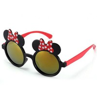Children's sunglasses Festival Glasses Glass Mirror YJ29