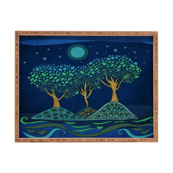 Viviana Gonzalez Once Upon A Time Rectangular Tray
