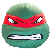 TMNT: Raphael Plush Pillow | NickShop