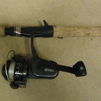 Berkley Fishing Pole 6ft Mitchell 1020 Spinning Reel Performa IM6 -- Used
