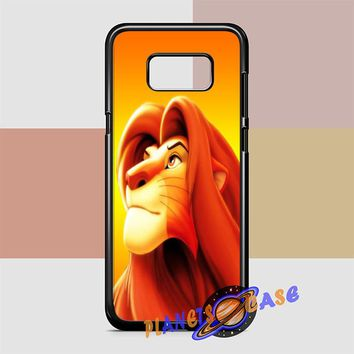 Cooll Scar The Lion King Samsung Galaxy S8 Case Planetscase.com