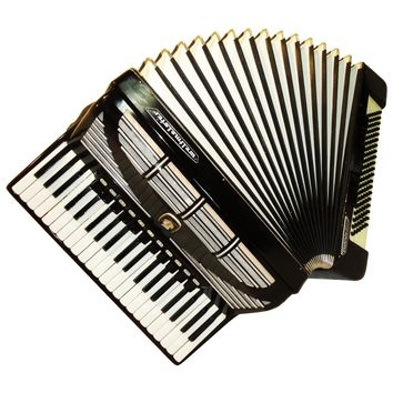 Weltmeister Seperato Standard, 120 Bass, 16 Registers, German Piano Accordion, 610