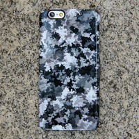 Camouflage Army Navy iPhone 6s Case, iPhone 6 plus Case, iPhone 5 Case, Galaxy Case 3D 035
