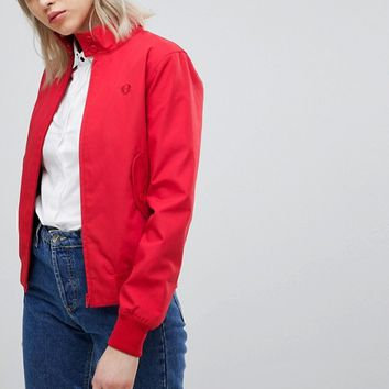 Fred Perry Classic Harrington Jacket at asos.com