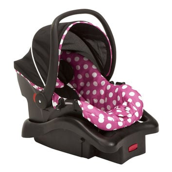 Cosco Light 'N Comfy Luxe Infant Car Seat (Minnie Dot) IC233BZE