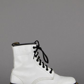 The Original Dr. Martens Leather Ankle Boots