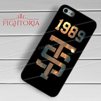 Glowing Taylor S 1989 - z321z for iPhone 6S case, iPhone 5s case, iPhone 6 case, iPhone 4S, Samsung S6 Edge