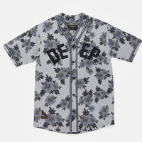 10Deep | Tops | F14 Stealing Home Jersey - Heather Gray