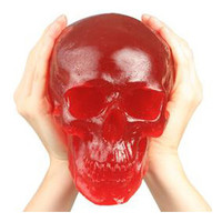 World's Largest Giant Gummy Skull