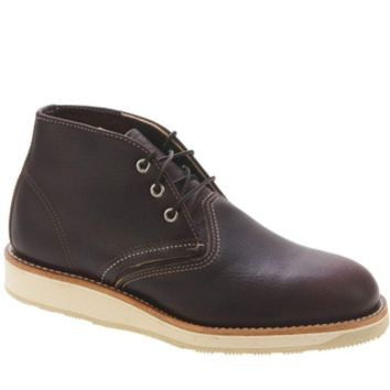 Red Wing Shoes Chukka 3141 Brown Outdoor Boot