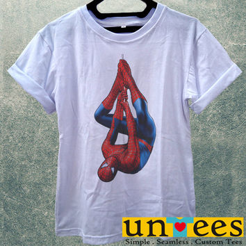 Low Price Women's Adult T-Shirt - Spiderman design