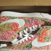 Nike Blazer Mid Premium Floral  from jgreen94