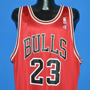 90s Chicago Bulls Michael Jordan Reversible t-shirt Extra Large