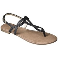 Women's Merona® Esma Braided Sandals - Assorted Colors