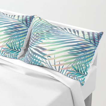 Tropical forest Pillow Sham by printapix