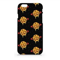 Pizza Solar Iphone 6 Case, Iphone 6 Hard Cover Case (For Apple Iphone 6 4.7 Inch Screen)-Emerishop