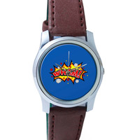 Comic Wham Wrist Watch