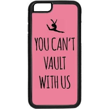 pretty nice 1b135 f08a4 Gymnastics Phone Case