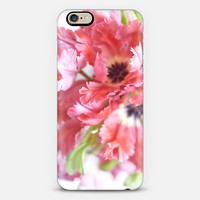 Flutter By Tulips iPhone 6 case by Lisa Argyropoulos | Casetify