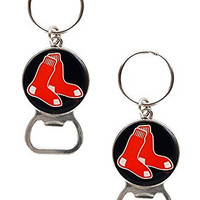 Boston Red Sox - MLB Bottle Opener Keychain (Set of Two)