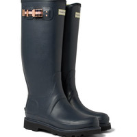 Kingsman - + Hunter Balmoral Rubber Wellington Boots