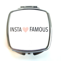 Insta Famous Compact Mirror